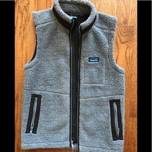 Warm weather vest from Kavu